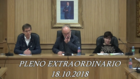 Video do pleno extraordinario do 18.10.2018