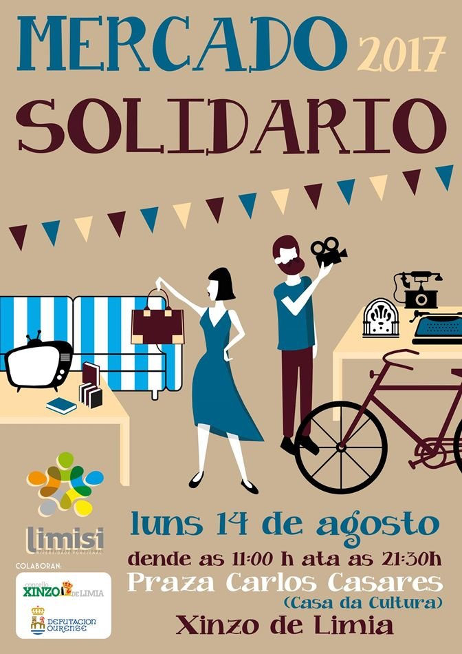 MERCADO SOLIDARIO 2017